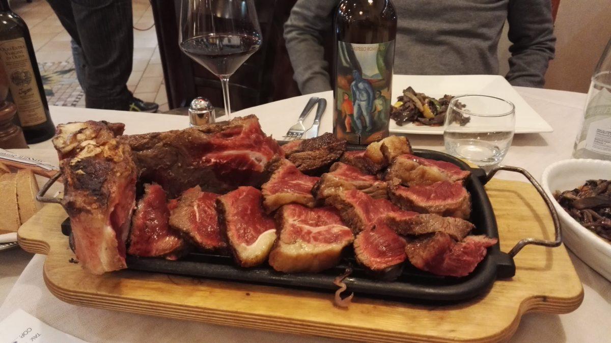 Come preparare la bistecca alla fiorentina