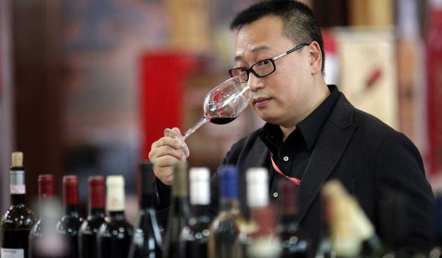 Il vino italiano affascina la Cina