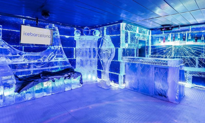 Ice bar allo scoperta delle nuove tendenze