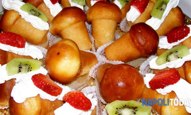 Napoli e la sua pasticceria tradizionale