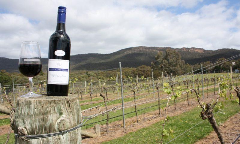 the Australian wine