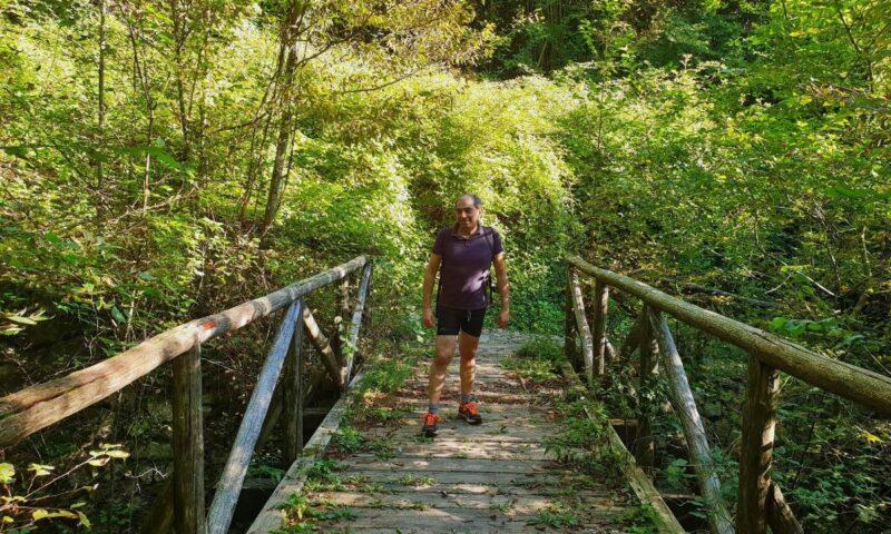 Turismo sostenibile: il Trekking tra le vigne